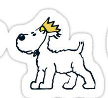 Milou Sticker