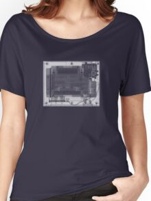 Nintendo Entertainment System (NES) - X-Ray Women's Relaxed Fit T-Shirt
