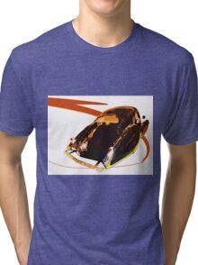 French Curves Tri-blend T-Shirt