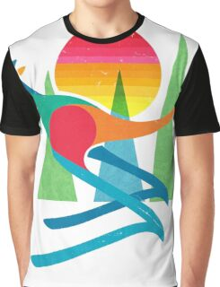 Kangaroo Graphic T-Shirt