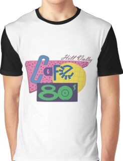 Cafe 80´s Graphic T-Shirt