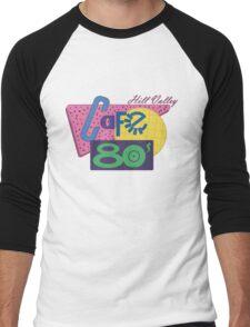 Cafe 80´s Men's Baseball ¾ T-Shirt