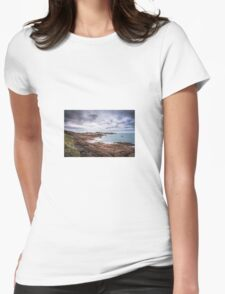 The coast Womens Fitted T-Shirt
