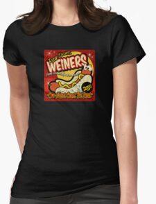 Weiner  T Shirt Womens Fitted T-Shirt