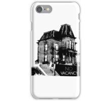 NO VACANCY iPhone Case/Skin