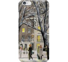 When Time Stops for a Moment - Friday iPhone Case/Skin