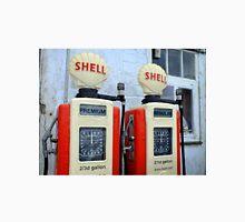 Vintage Gasoline Pumps Unisex T-Shirt