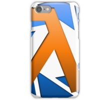Aperture Meets Half-Life!  iPhone Case/Skin