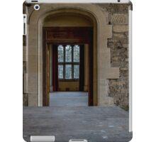 Mansion Hall iPad Case/Skin