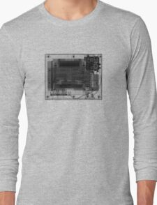 Nintendo Entertainment System (NES) - X-Ray Long Sleeve T-Shirt