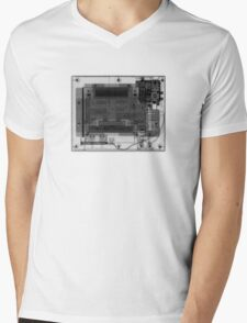 Nintendo Entertainment System (NES) - X-Ray Mens V-Neck T-Shirt