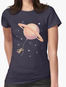 Under Saturn Flying Dream T-Shirt