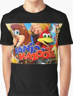 Banjo Graphic T-Shirt