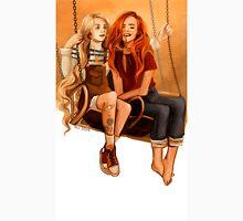 Luna Lovegood ang Ginny Weasley Unisex T-Shirt