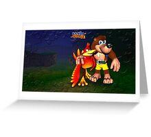 Kazooie Greeting Card