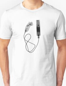 Nintendo Wii Controller - X-Ray T-Shirt