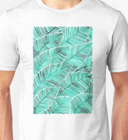 Tropical Turquoise Unisex T-Shirt
