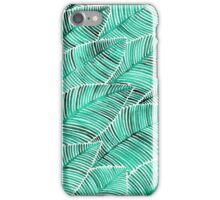 Tropical Turquoise iPhone Case/Skin