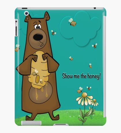 Show Me The Honey iPad Case/Skin