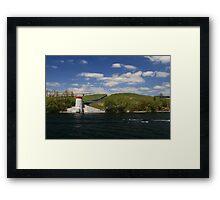 Fort Henry, Kingston, ON Framed Print