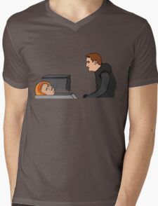 """Tap into the Dark Side again"" Mens V-Neck T-Shirt"