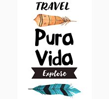Pura Vida - Feather Unisex T-Shirt