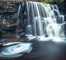 Waterfall by Robert  Taylor
