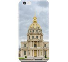 Images of Parisian Architecture iPhone Case/Skin