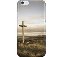 Island cross iPhone Case/Skin