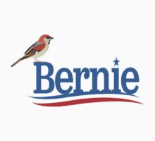 Birdie Sanders Tweet Kids Tee