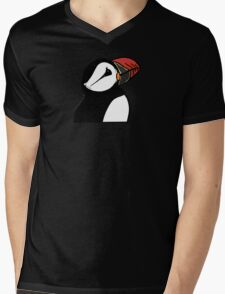 The Puffin's Dream  Mens V-Neck T-Shirt