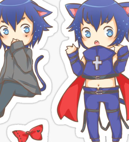 Ikuto set Sticker