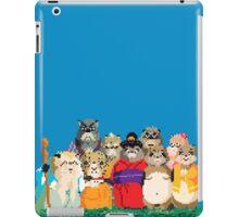 8 bit Pom Poko iPad Case/Skin