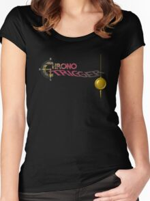 Chrono trigger Women's Fitted Scoop T-Shirt
