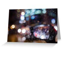 dance of light Greeting Card