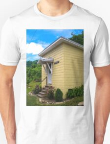 Small Town, Small Hall  Unisex T-Shirt