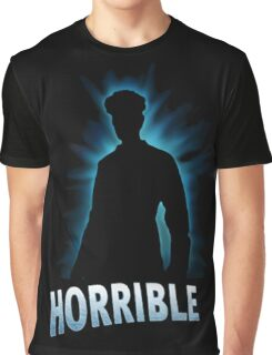 Horrible Shadow Graphic T-Shirt