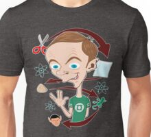 Rock-paper-scissors...lizard Unisex T-Shirt