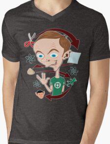 Rock-paper-scissors...lizard Mens V-Neck T-Shirt