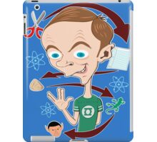 Rock-paper-scissors...lizard iPad Case/Skin