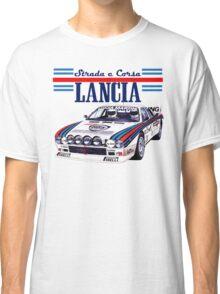 lancia rally Classic T-Shirt