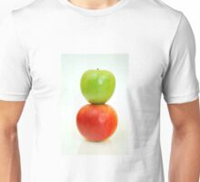 Stacked apples  Unisex T-Shirt