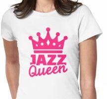 Jazz queen Womens Fitted T-Shirt