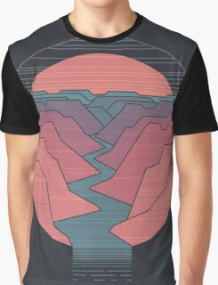 Canyon River Graphic T-Shirt