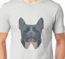 Low Polygon French Bulldog Unisex T-Shirt