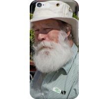 Santa On Vacation iPhone Case/Skin