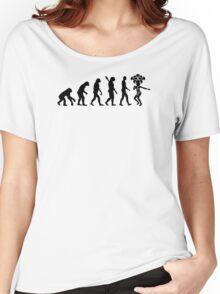 Evolution Samba Women's Relaxed Fit T-Shirt