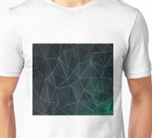 Abstract Polygons Unisex T-Shirt