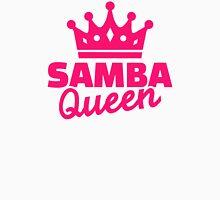 Samba queen Womens Fitted T-Shirt