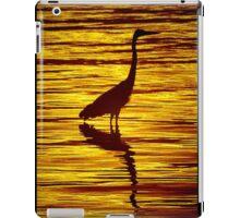 Silhouette iPad Case/Skin